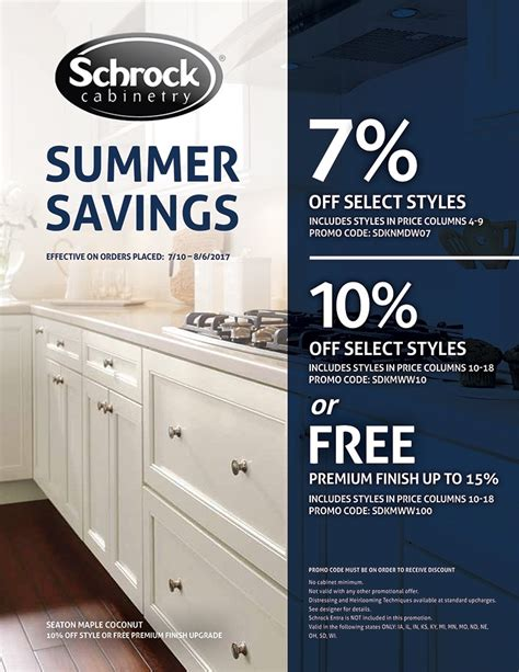 asa cabinets walled lake mi schrock cabinetry 10 off select styles or free premium