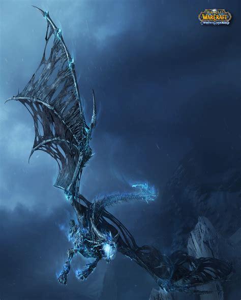 wallpaper naga biru images of the wow dragons sindragosa wowwiki your
