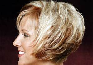 backs of hairstyles for 50 back view of hairstyles for women over 50 and overweight