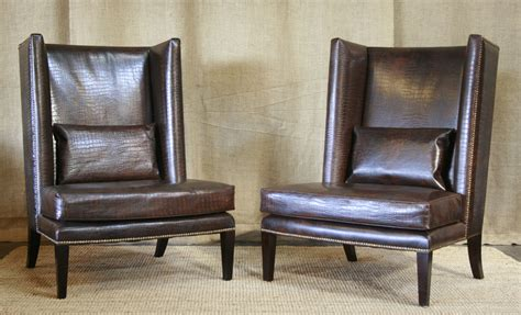 Winged Leather Armchair Design Ideas Vintage Furniture Guru Stories About Furniture Page 6