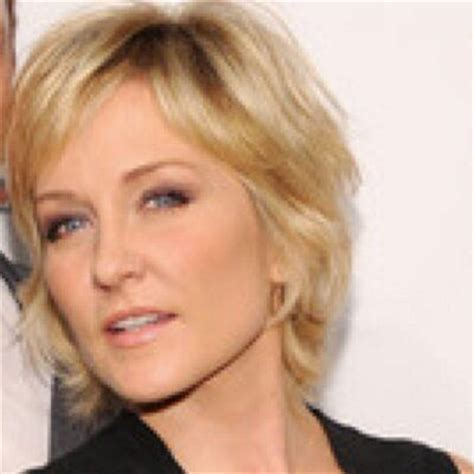 amy carlson hair 2015 54 best images about short hair for my round face on