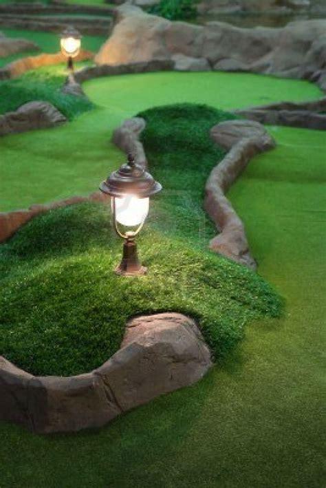 backyard mini golf game 25 best ideas about miniature golf on pinterest putt