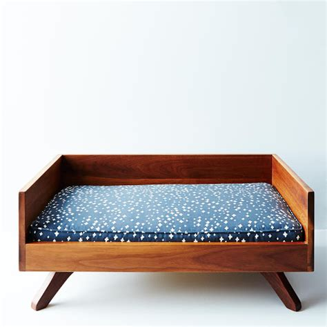 modern dog beds mid century modern dog bed on food52