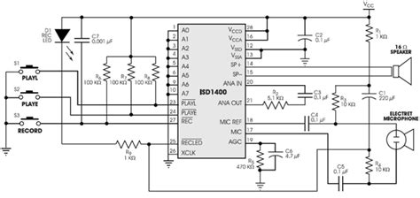 home alarm system schematic diagram circuit and