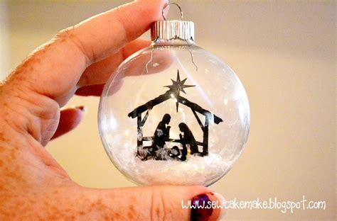 religious ornaments to make the sew er the caker the copycat maker fabulous glass ornaments