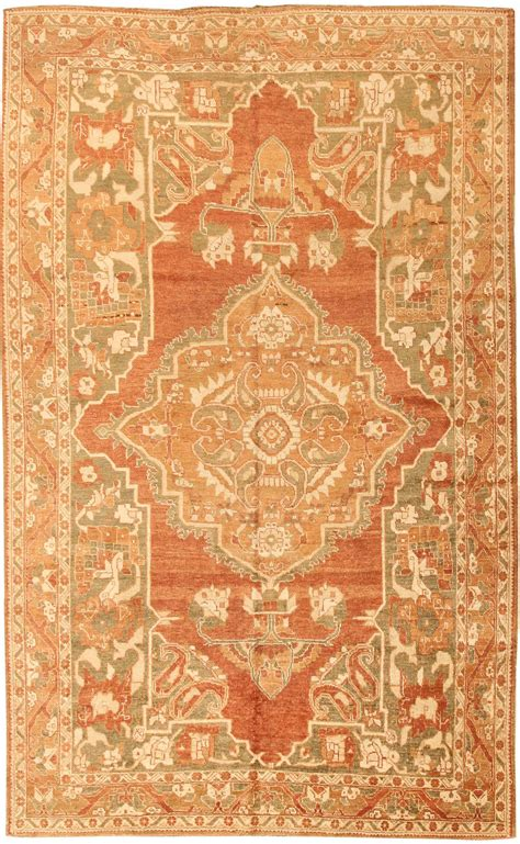 Antique Turkish Rugs by Antique Giordes Turkish Rug 1498 By Nazmiyal