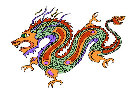 new year animal colors milagro chino contra la ceguera ldo
