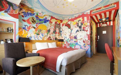 Design Love Fest Tokyo | artist room queen tokyo hotel park hotel tokyo