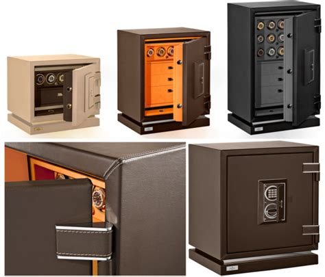 Luxury Home Safes D 246 Ttling Unveils Liberty Safe Collection Draped In Leather Luxurylaunches