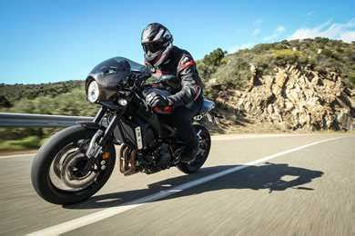 Knalpot Racing Yamaha X Ride Project High Quality wrenchmonkees xsr900 monkeebeast breaks cover mcn