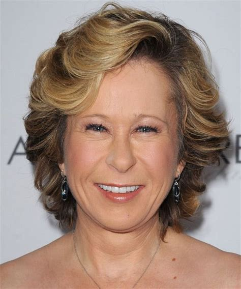 hairstyles for thick ugly hair yeardley smith formal short wavy hairstyle hairstyles