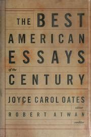 Great American Essays by Great American Essays Of The Century Purpose For Literature Review Consultspark