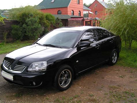 car manuals free online 2007 mitsubishi galant transmission control 2007 mitsubishi galant pictures 2 4l gasoline ff automatic for sale