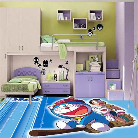 doraemon wallpaper for room online buy wholesale doraemon wallpaper from china