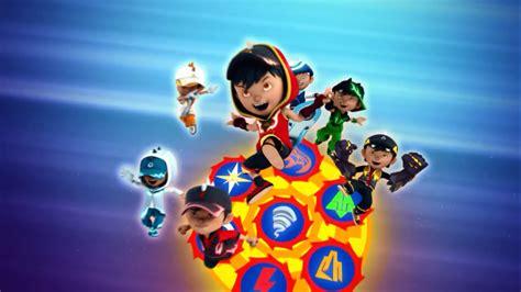 boboiboy kuasa lima boboiboy kuasa 7 kids super heroes