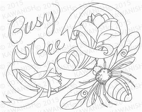 coloring pages wall art busy bee coloring pages cartoons clip art on clipart