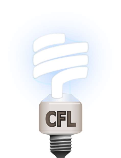 light bulb clipart fluorescent light pencil   color