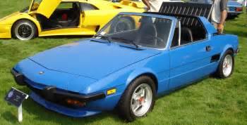 Fiat Bertone Fiat X1 9