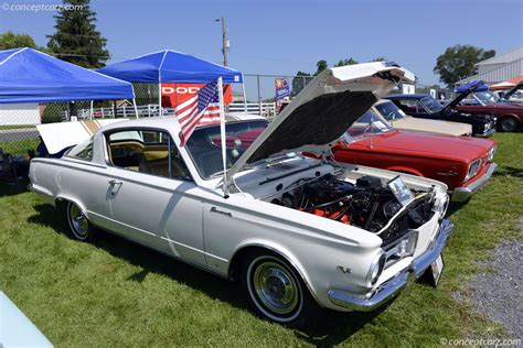 64 plymouth barracuda auction results and data for 1964 plymouth barracuda