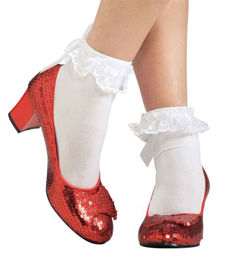 dorothy shoes dorothy ruby slippers shoes fancy dress wizard of oz