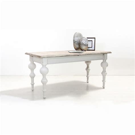 tavoli stile country tavolo country allungabile in legno massello di abete cm