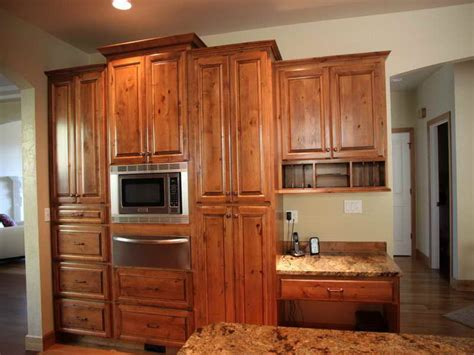 kitchen knotty alder cabinets pictures for minimalist