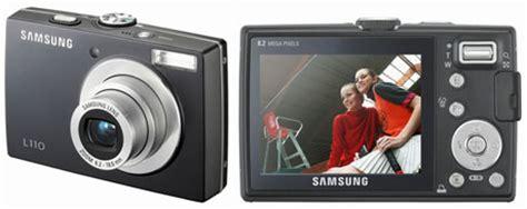Kamera Samsung L100 pasar kaget daftar harga kamera digital dan asesoris baru garansi resmi update