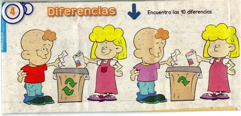 imagenes infantiles reciclaje actividades infantiles reciclar es divertido preescolar hoy