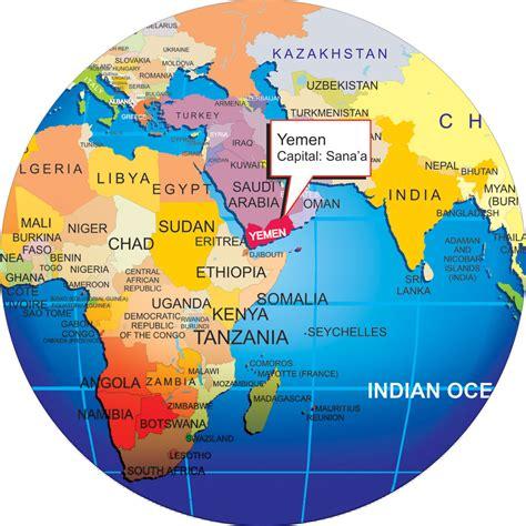africa map yemen world map yemen the island south from yemen is the