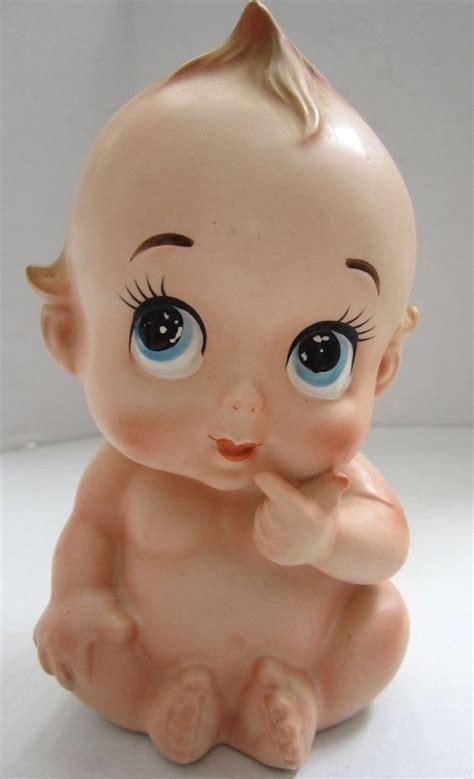 4 inch kewpie doll planters 4 in and kewpie doll on