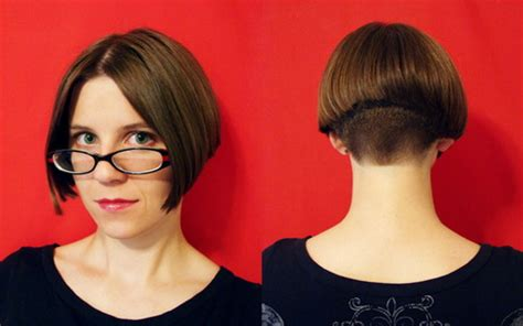 hairstyles for short hair at front long at the back hairstyles short in back long in front