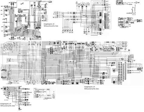 1982 Corvette Wiring Diagram Tracer Schematic Willcox