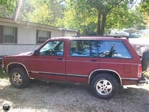 1992 chevrolet s10 blazer s10 tahoe id 20796
