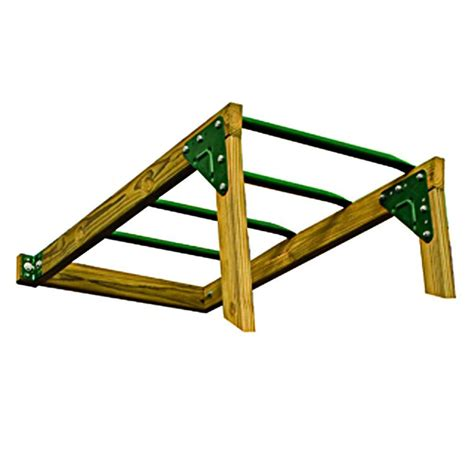 playstar swing playstar climbing bar kit ps 7766 the home depot