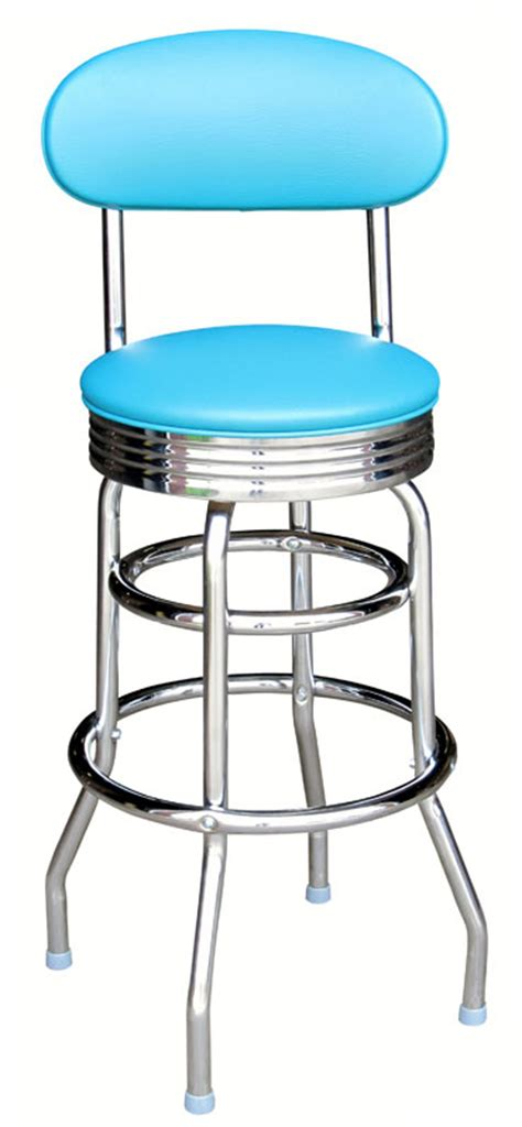 Retro Diner Stools by Clinton Bar Stool Our New Retro Bar Stools Are