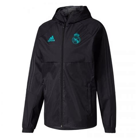 Parka Bola Real Madrid Army 2017 2018 real madrid adidas jacket black for only c 110 38 at