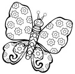 butterfly coloring pages butterfly coloring pages free printable coloring pages for