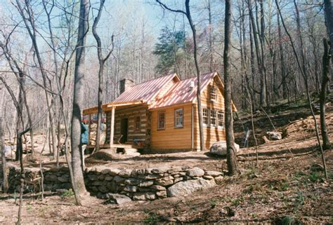 rustic cabin part four of building a rustic cabin handmade houses