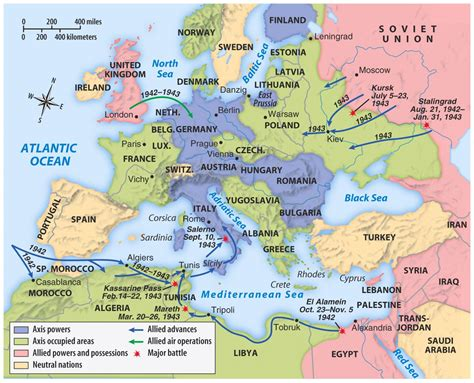 map of europe 1942 anglonautes usa history 20th century ww2 and map of europe