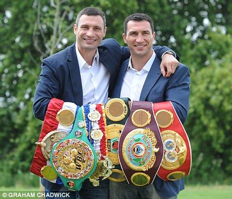 klitschko brothers who is better klitschko brothers where do they rate in heavyweight