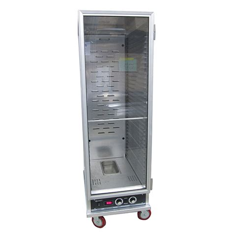 Proofing Cabinet Used by Adcraft 36 Pan Non Insulated Heater Proofer Cabinet