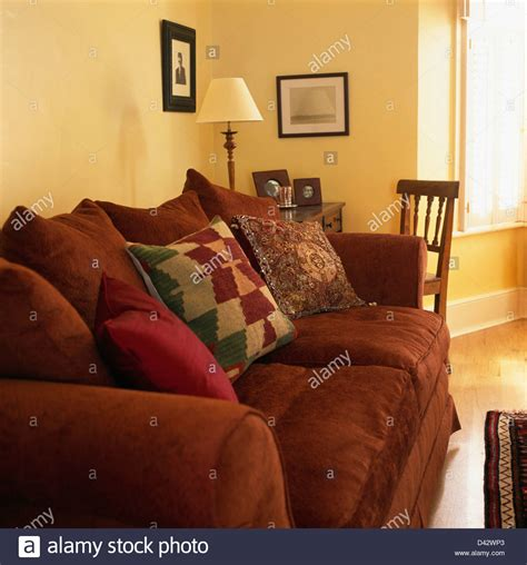 rust color living room image gallery rust sofa