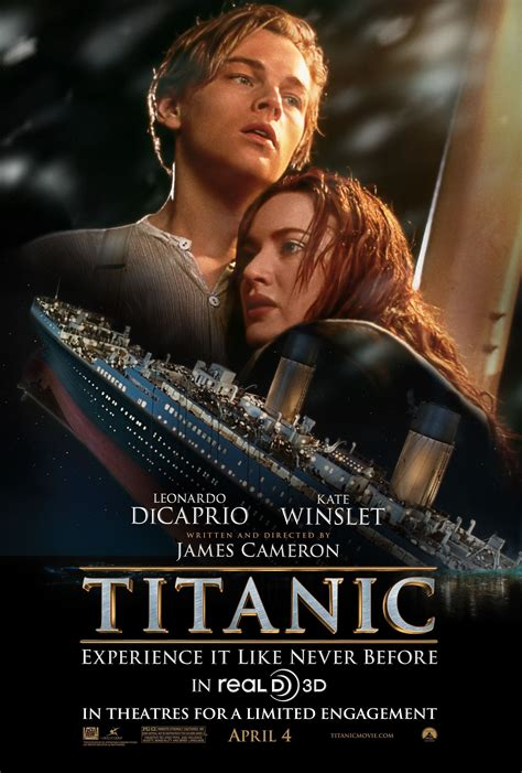 film titanic about op ed titanic anniversary movie 3d rerelease start of a