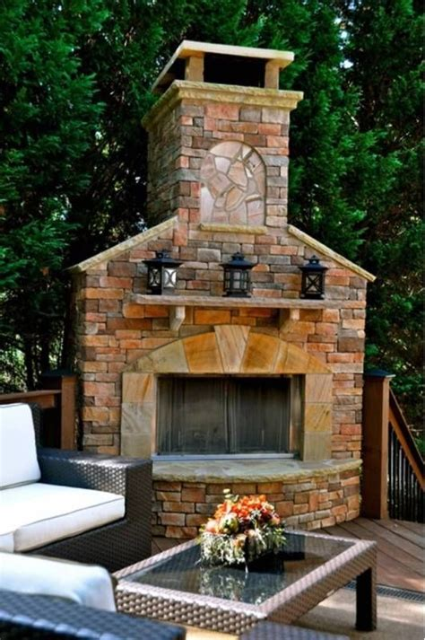 faux outdoor fireplace 24 best images about patio designs on porch lighting outdoor living and fireplaces