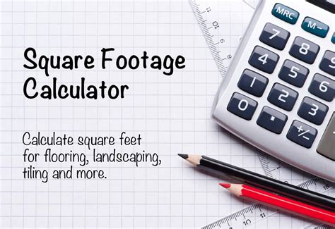 square feet calc square footage calculator the calculator site