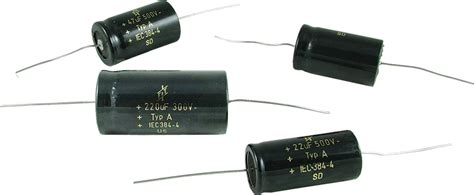 f t capacitors germany capacitor f t 475v 16 181 f axial lead antique electronic supply