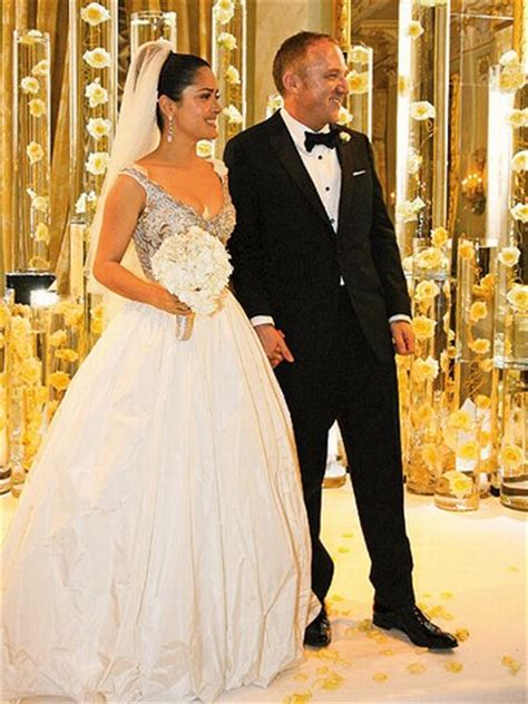 Salma Hayek Is And Engaged by Weddings In Italy Bellissimo Wedding