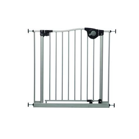 swing open baby gates dreambaby chelsea 40 in h extra tall auto close security