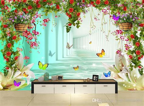 wholesale custom  wallpaper  walls   photo