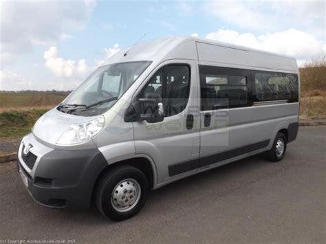 peugeot boxer for sale best 25 minibus for sale ideas on portland